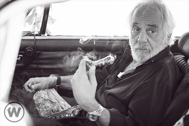 Tommy Chong, Up in Smoke