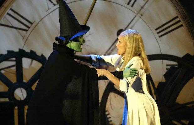 Wicked Idina Menzel Kristin Chenoweth