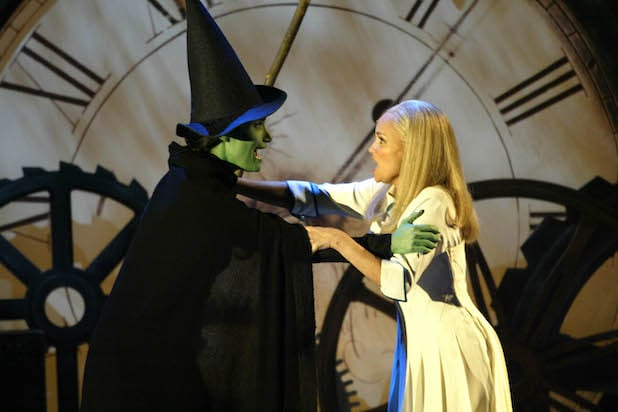 Here's Who Kristin Chenoweth Wants to Cast in the 'Wicked' Movie (Video)