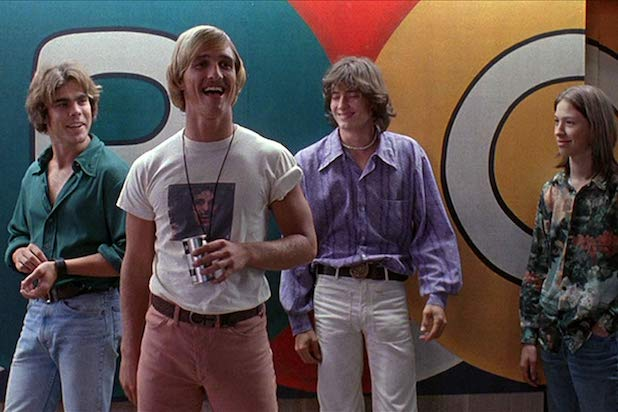 Wooderson Matthew McConaughey Dazed and Confused