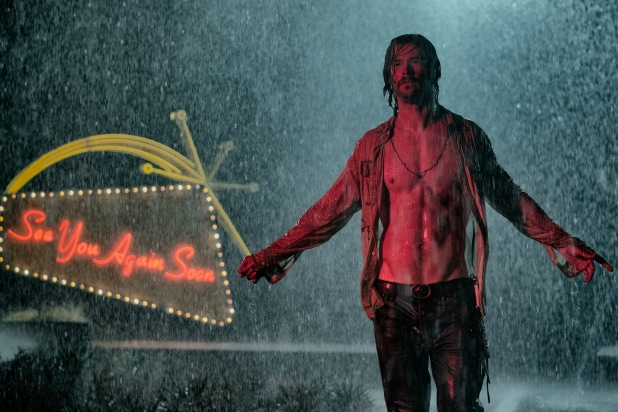 Bad Times at the El Royale' Film Review: Chris Hemsworth and