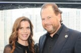 lynne and marc benioff