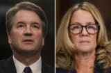 brett kavanaugh christine blasey ford