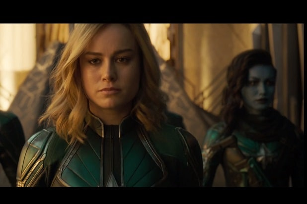 captain marvel trailer starforce
