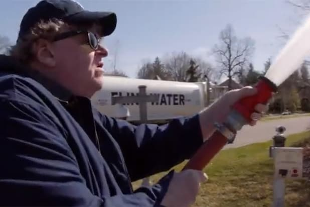 Michael Moore Fahrenheit 11/9