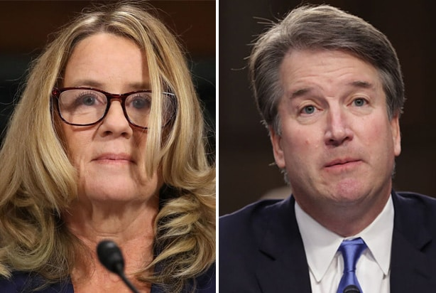 christine ford brett kavanaugh