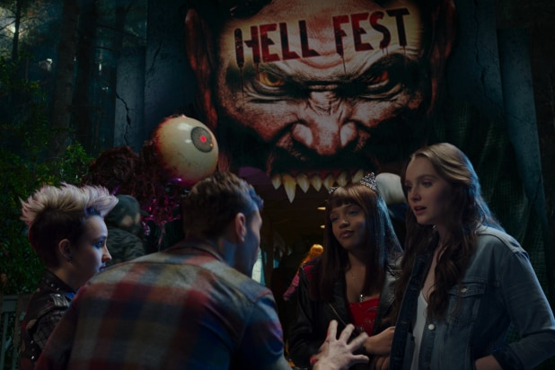 Hell Fest' Film Review: Theme-Park Slasher Takes Audiences