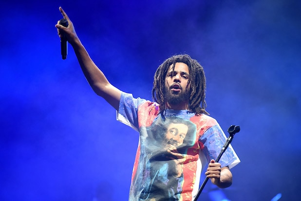 Wireless Festival 2018 J Cole