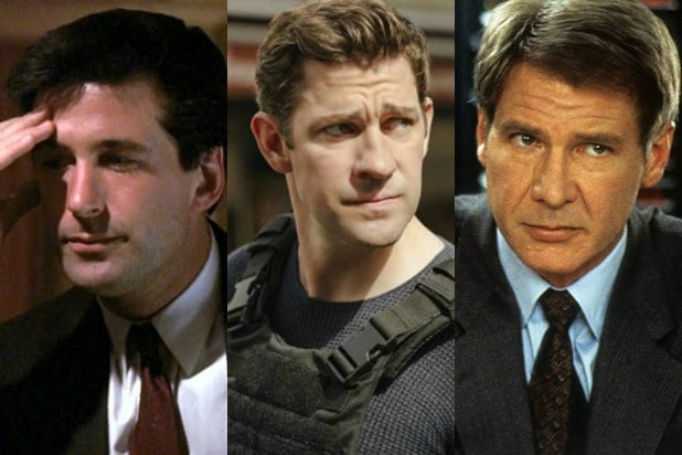 jack ryan actors ranked alec baldwin john krasinski harrison ford