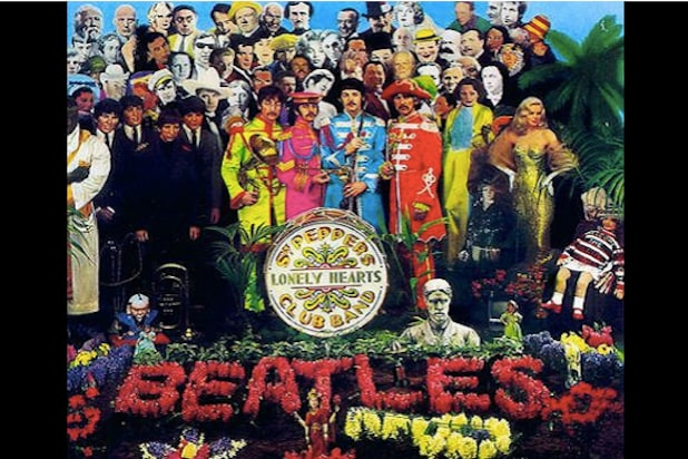 lonely hearts club band beatles