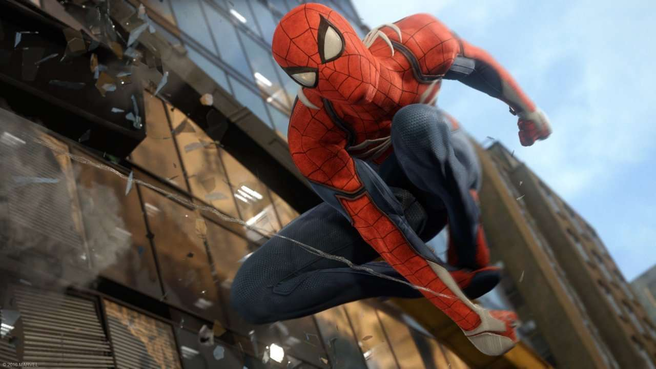 Spider Man Ps4 Lets You Wear The Suit From Avengers Infinity War