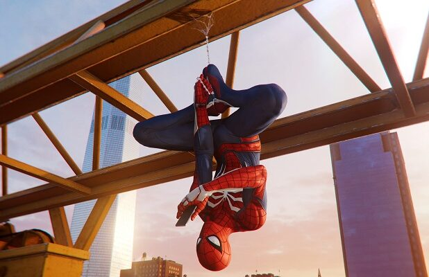 marvel's spider-man ps4 stan lee cameo