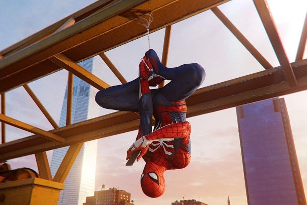 Spider Man Ps4 Has The Most Heartwarming Stan Lee Cameo Ever