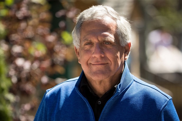New Les Moonves Accuser Says He Forced Oral Sex During 1995 Meeting