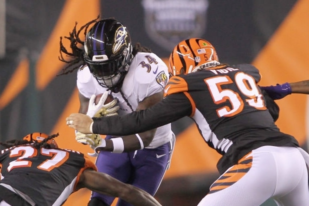 ravens bengals nfl thursday night football