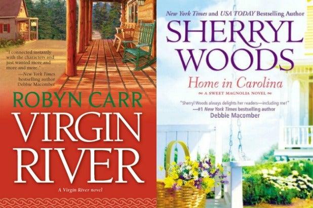 Netflix Orders Tv Adaptations Of Romance Novels Virgin River