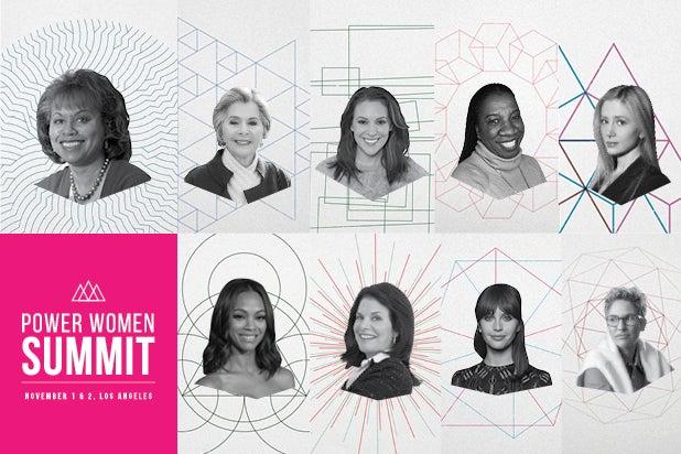 Anita Hill, Barbara Boxer, HAIM, Sherry Lansing, Zoe Saldana, Jill Soloway