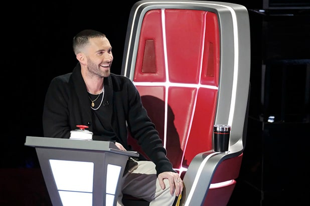 The Voice Adam Levine