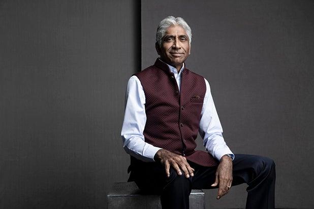 Ashok Amritraj, The Wrap: The Grill