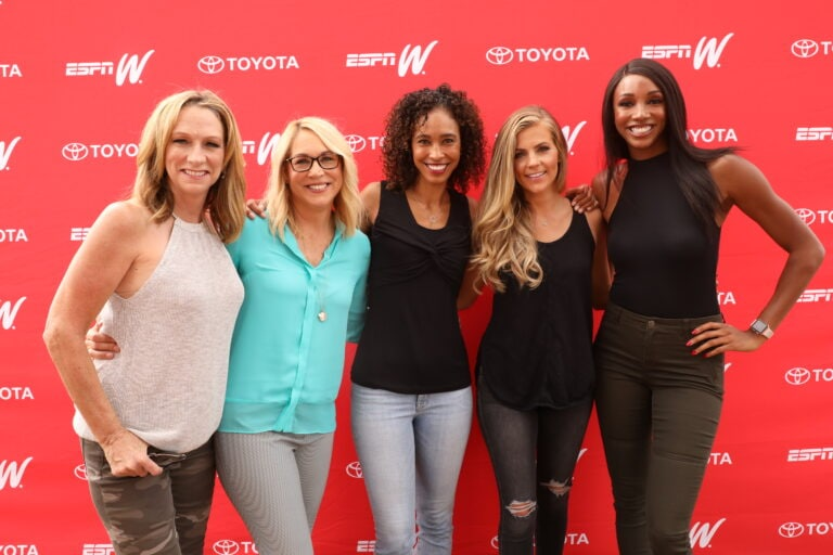 espnW: Women Sports Summit - October 2, 2018
