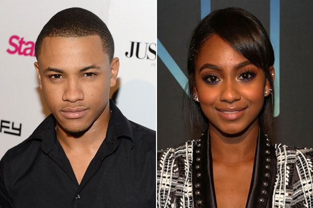 boomerang bet sequel series to 1992 eddie murphy movie casts tequan richmond tetona jackson as leads - Christmas In Conway Cast