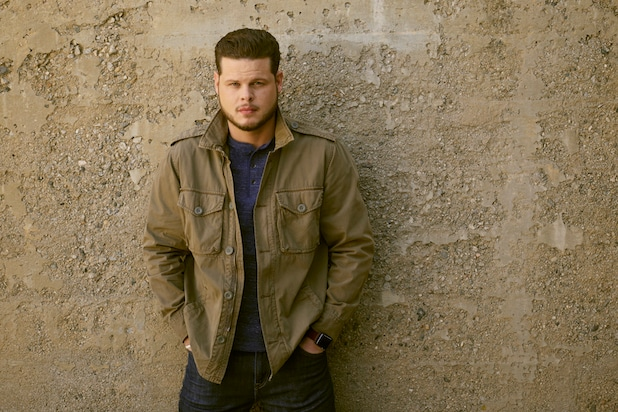 Derrick Levasseur from Breaking Homicide Investigation discovery