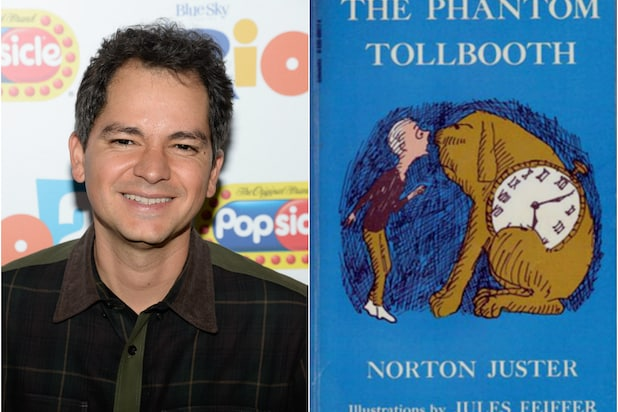 Carlos Saldanha Phantom Tollbooth
