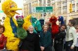 Caroll Spinney Sesame Street Big Bird