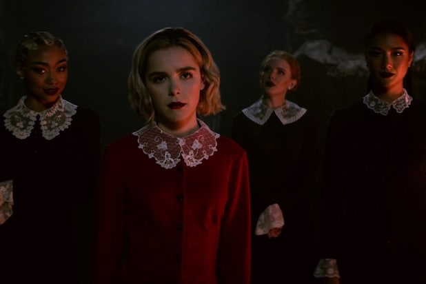 Satanic Temple Threatens 'Legal Action' Against Netflix's 'Sabrina'