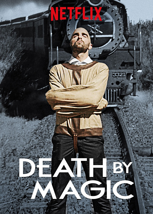 Netflix Sets Premiere Date For Death By Magic Exclusive