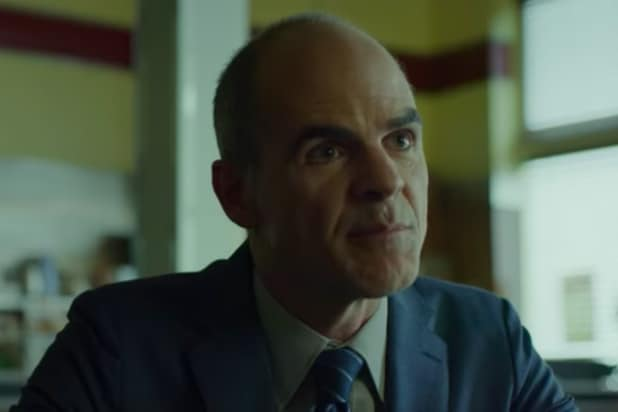 Doug Stamper in 'House of Cards'