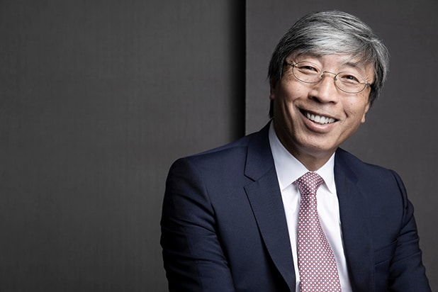 Dr. Patrick Soon-Shiong, The Wrap: The Grill