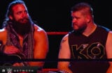 Elias and Kevin Owens on WWE 'Raw'