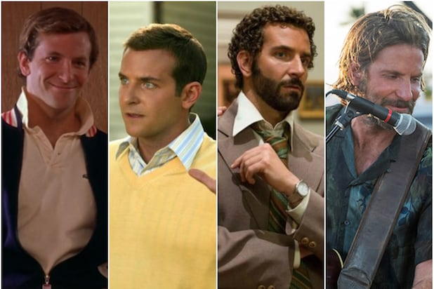 The Evolution of Bradley Cooper, from 'Sex in the City' to