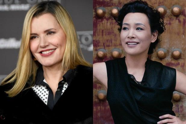 Jessica Chastain Crime Drama 'Eve' Adds Geena Davis, Joan Chen to Cast