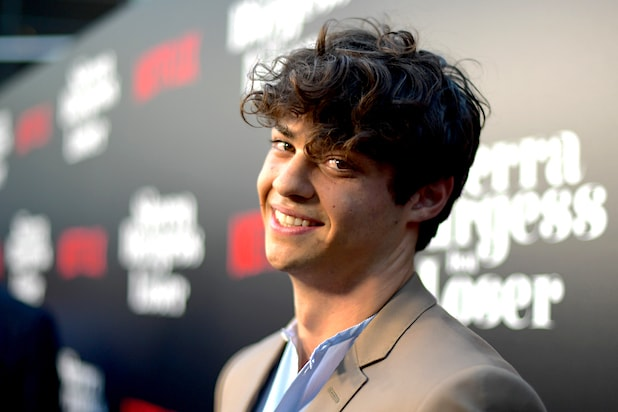 noah centineo Charlie's Angels