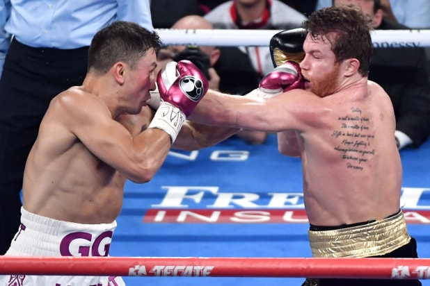 Boxer Canelo Alvarez Signs 365 Million Deal With John Skippers
