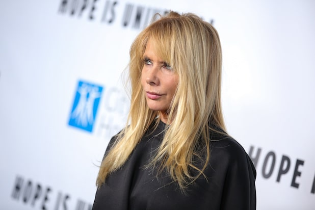 Rosanna Arquette Says FBI Told Her to 'Lock' Twitter Account After Blowback From White 'Shame' Tweet (Exclusive)