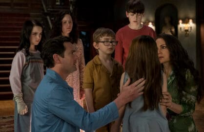 Haunting Of Hill House Creator Explains How They Hid Red Room Twist