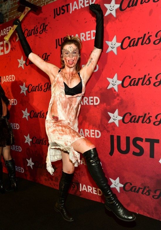 25 Best Celebrity Halloween Costumes From George Clooney To Rita