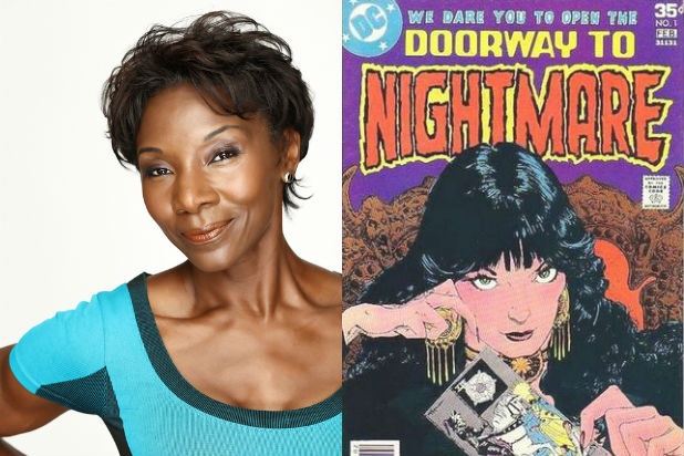 Swamp Thing': Jeryl Prescott Cast as Madame Xanadu