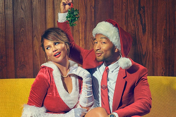 john legend chrissy teigen xmas special - Why Is Christmas Called Xmas