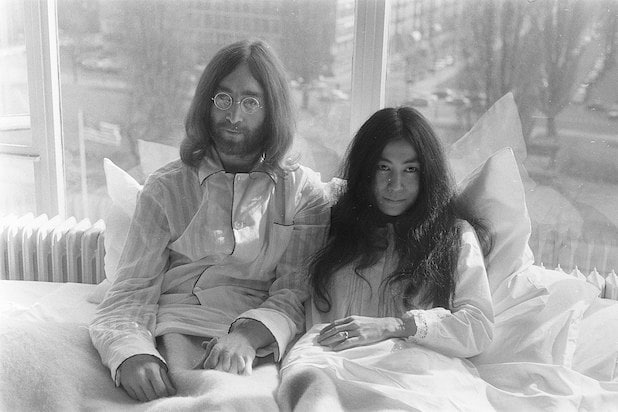 John Lennon Yoko Ono