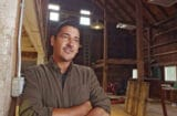 Jonathan Knight on HGTV's 'Farmhouse Fixer'