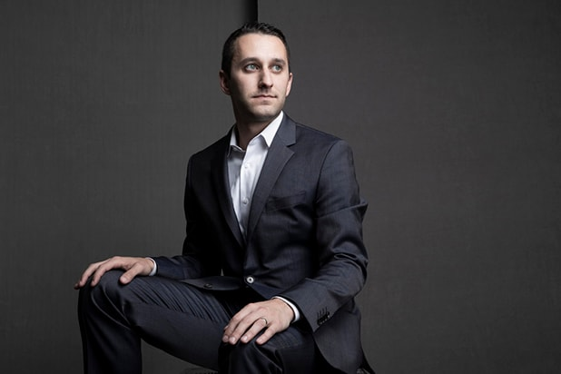 Matthew Iantosca, The Wrap: The Grill