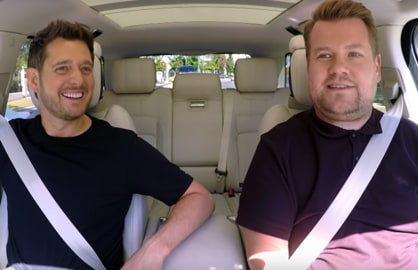 Migos Carpool Karaoke James Corden Apologizes For Ruining The Dab