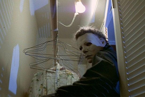 Michael Myers Halloween Closet