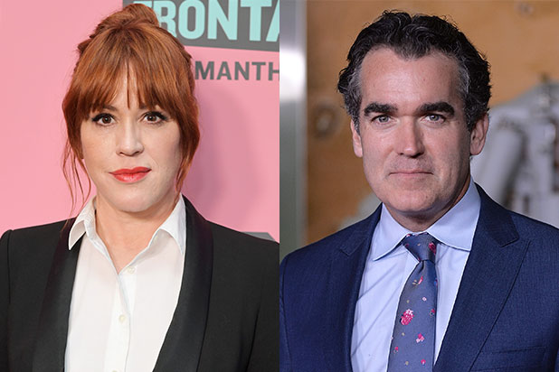 Molly Ringwald Brian Darcy James Orion Classics