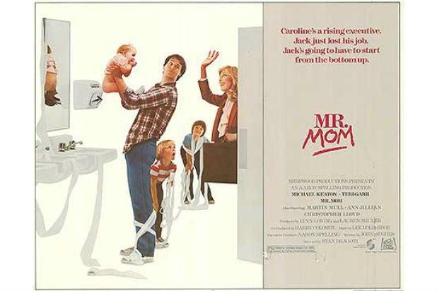 Mr Mom poster