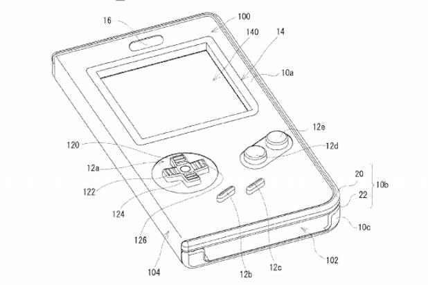 Nintendo Phone Cover Game Boy